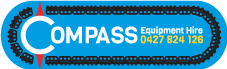 Compass Equipment Hire Pty Ltd Logo